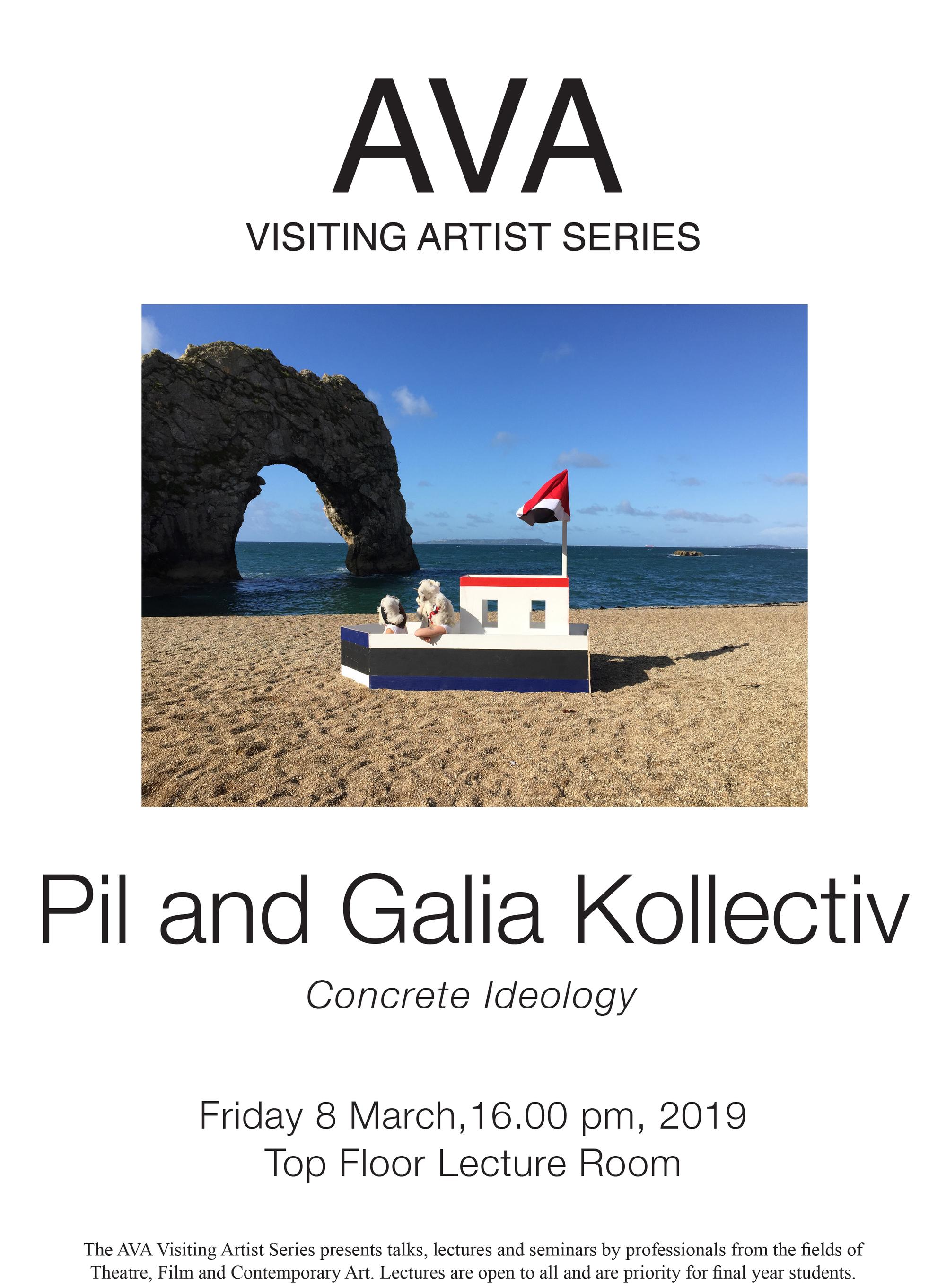 Gostujoči umetniki: Pil and Galia Kollectiv