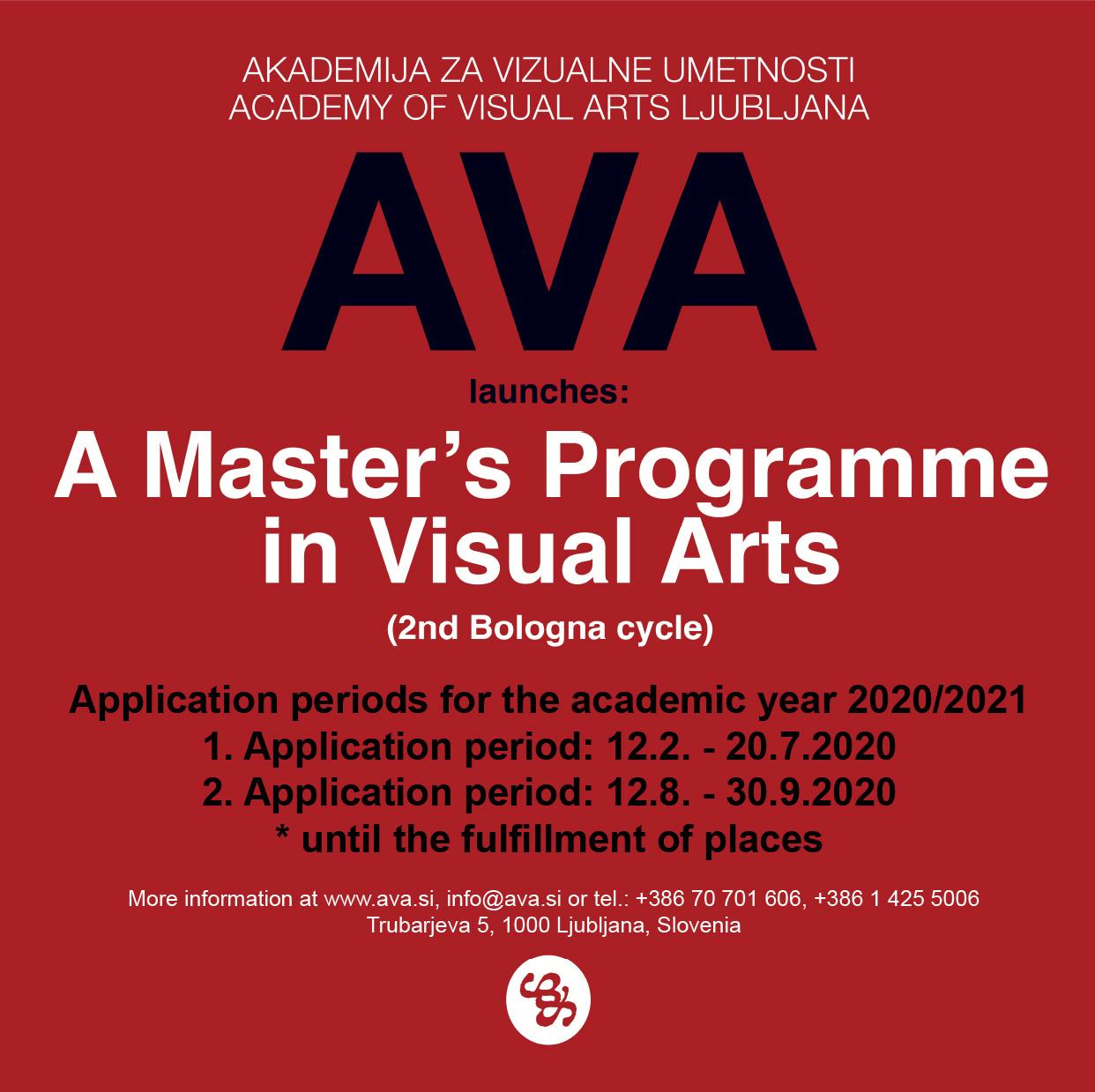 Enrollment in Master's Programme