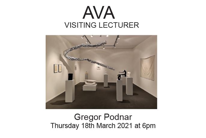Visiting lecturer: Gregor Podnar