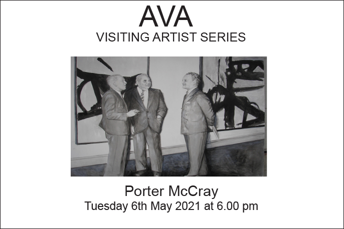 Visiting lecturer: Porter McCray