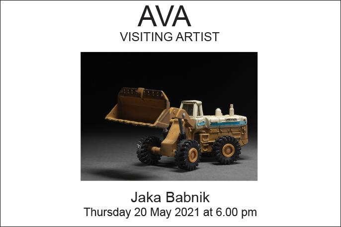 Visiting lecturer: Jaka Babnik